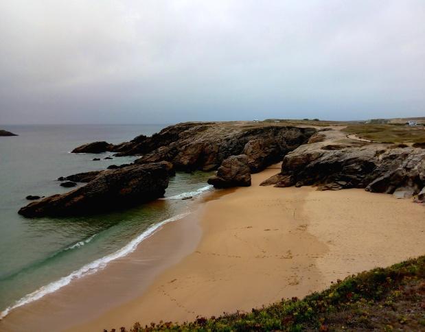 Quiberon et sa côte sauvage… un très beau lieu pour se ressourcer…