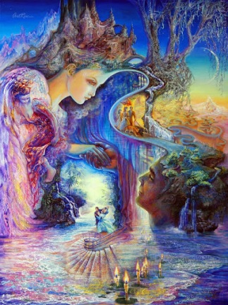 Josephine Wall sweet synergie