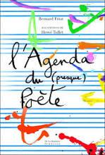L'agenda du poète