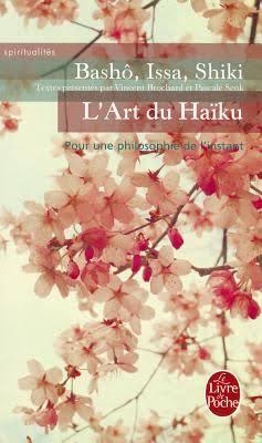 Le livre l'art du Haïku