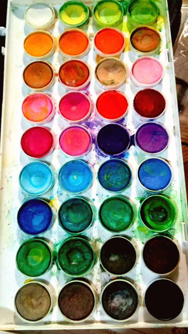 ma palette préférée...