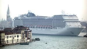 Escale à Venise